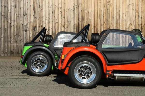 lowered Caterham